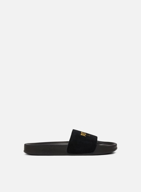 Slides Puma Leadcat Suede Slippers
