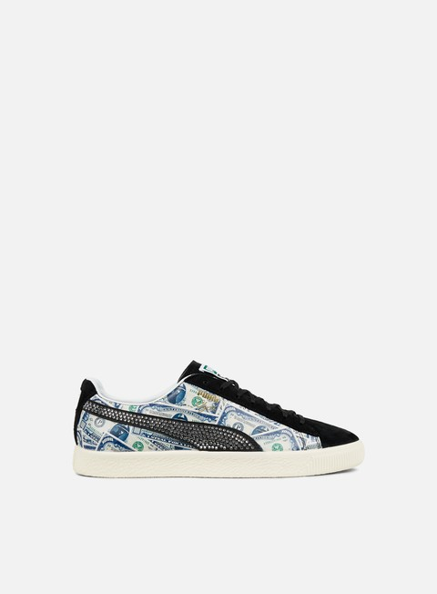 sneakers puma mita clyde puma black