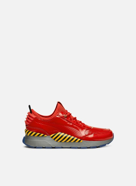 sneakers puma puma x sega rs 0 dr eggman chinese red puma aged silver surf the web