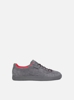 Puma - Puma x Staple Clyde, High Rise/Glacier Grey 1