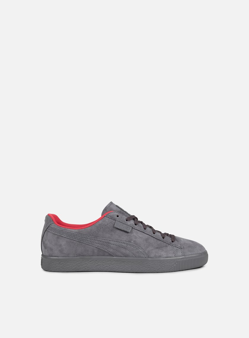 Puma - Puma x Staple Clyde, High Rise/Glacier Grey