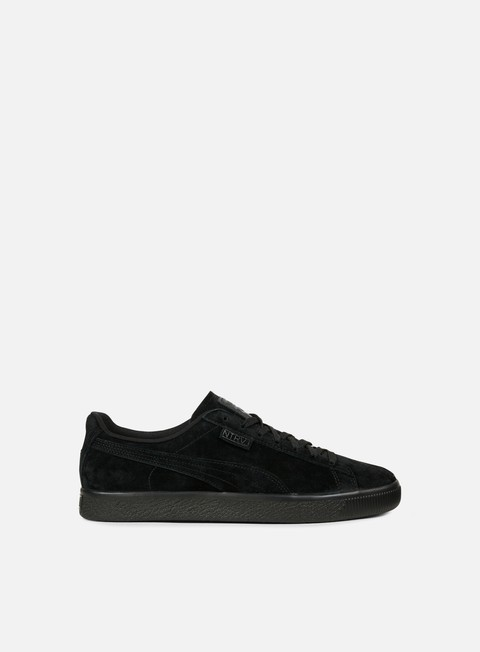 sneakers puma puma x staple clyde puma black glacier grey
