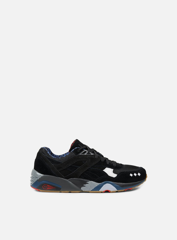 Puma - R698 Alife Black, Black/Glacier Grey