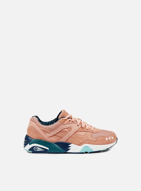 sneakers puma r698 alife peach bud lyons blue