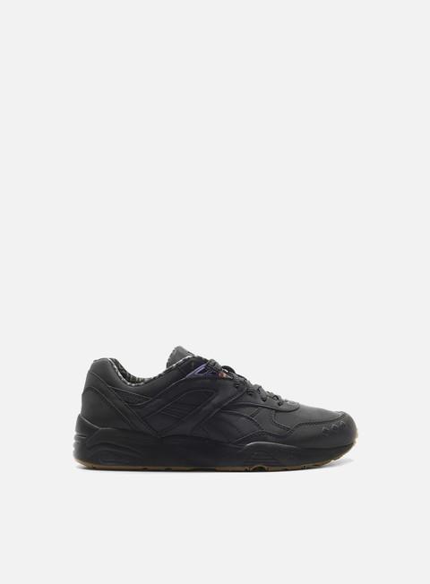 sneakers puma r698 alife reflective black gum