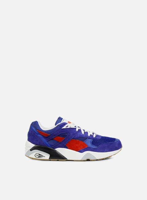 sneakers puma r698 athletic surf the web high risk red
