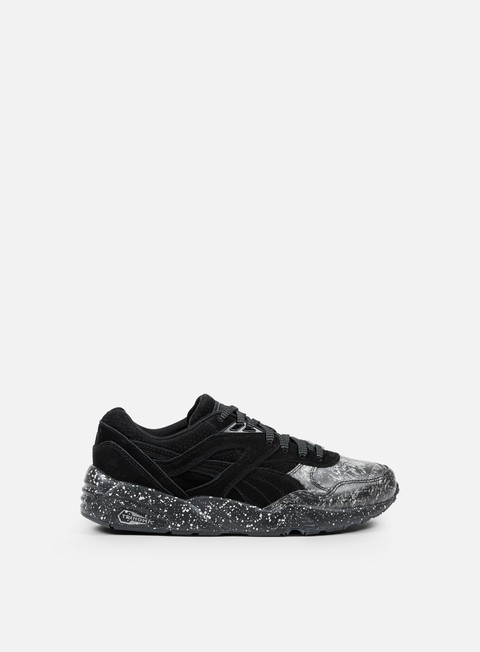 sneakers puma r698 roxx black dark shadow