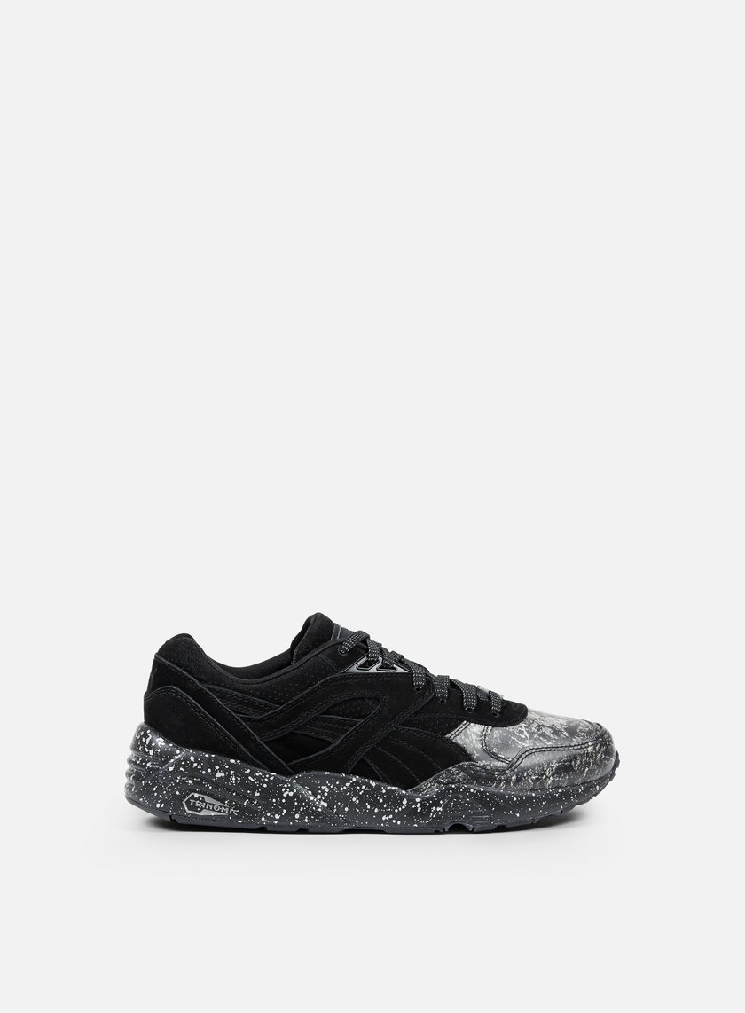 Puma - R698 Roxx, Black/Dark Shadow