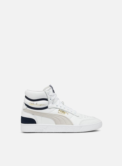 Retro Sneakers Puma Ralph Sampson Mid OG
