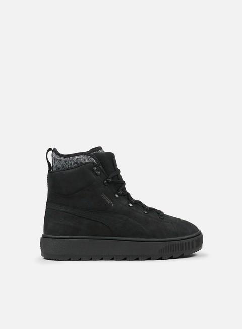 sneakers puma ren boot trapstar puma black puma black