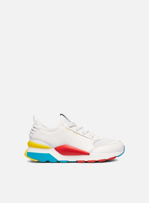 Sale Outlet Low Sneakers Puma RS-0 Play