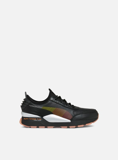 sneakers puma rs 0 x roland puma black