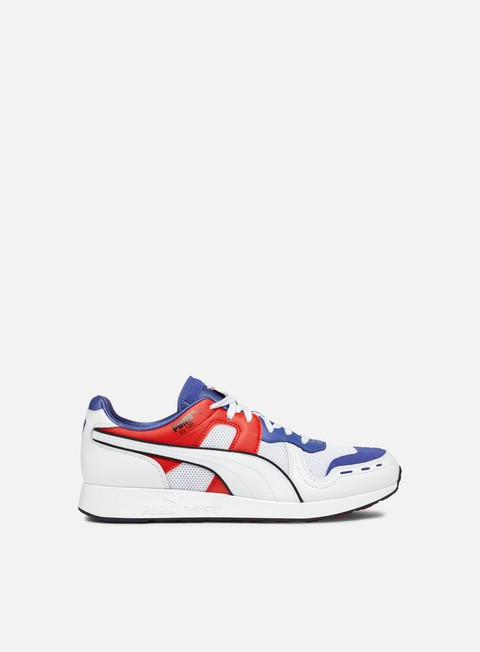Outlet e Saldi Sneakers Basse Puma RS-100 Sound