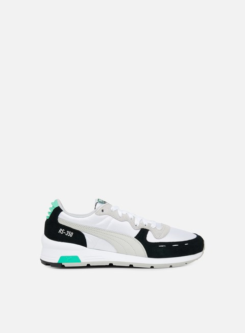 sneakers puma rs 350 re invention black gray violet white