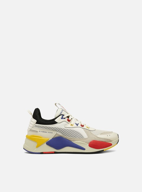 Sale Outlet Low Sneakers Puma RS-X Colour Theory