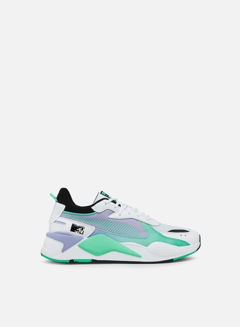 Sale Outlet Retro Sneakers Puma RS-X Tracks MTV Gradient Blaze