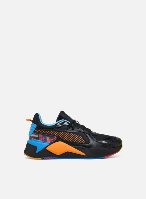 Sale Outlet Low Sneakers Puma RS-X x Tetris