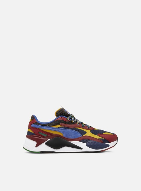 Sale Outlet Low Sneakers Puma RS-X3 MIX