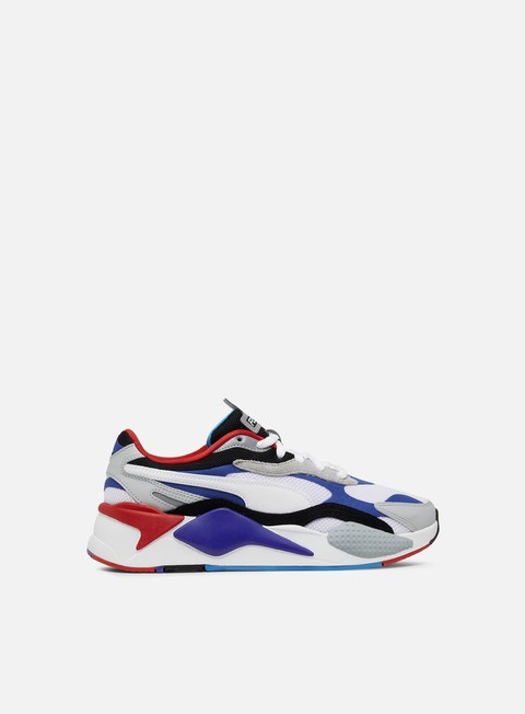 Sale Outlet Low Sneakers Puma RS-X3 Puzzle
