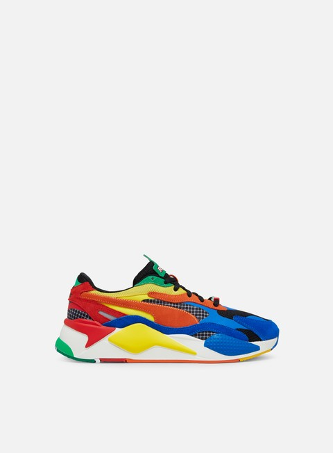 Low Sneakers Puma RS-X3 Rubiks