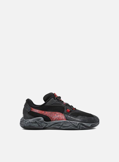 Sneakers Basse Puma Storm Les Benjamins