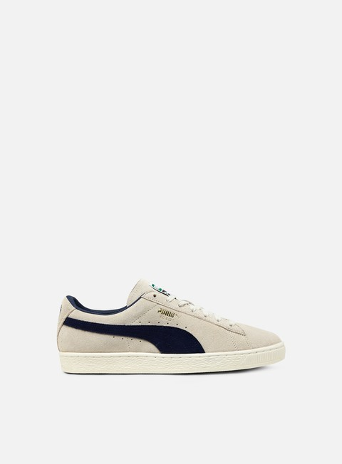 sneakers puma suede classic archive birch peacoat