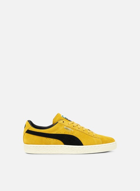 sneakers puma suede classic archive mineral yellow puma black