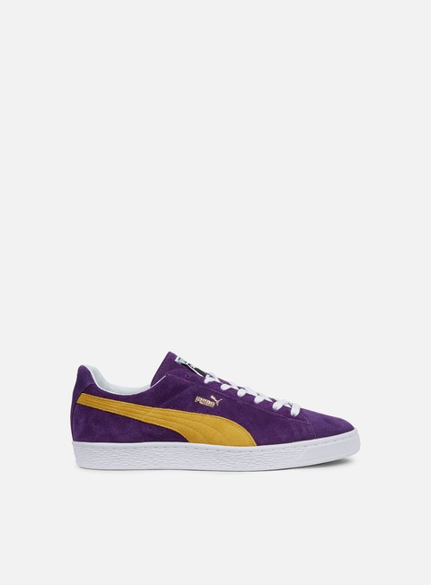 sneakers puma suede classic collectors heliotrope spectra yellow