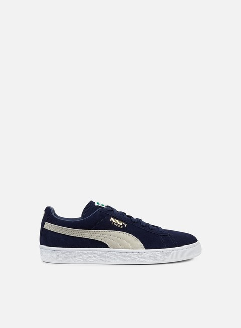 sneakers puma suede classic peacot white