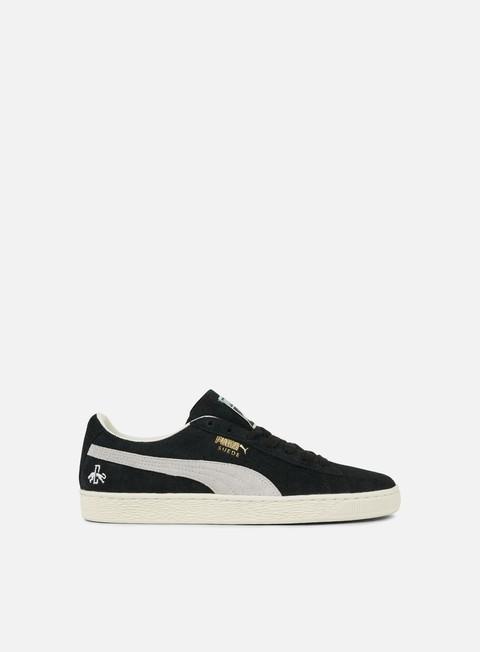 sneakers puma suede classic rudolf dassler puma black puma white
