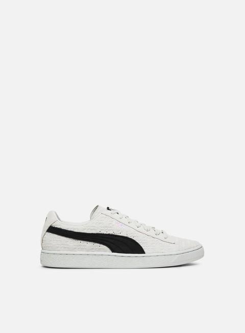 sneakers puma suede classic x panini puma white puma black