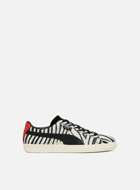 Outlet e Saldi Sneakers Basse Puma Suede Classic x Paul Stanley