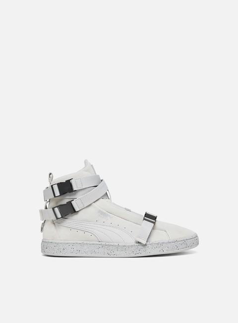 sneakers puma suede classic x theweeknd glacier gray glacier gray