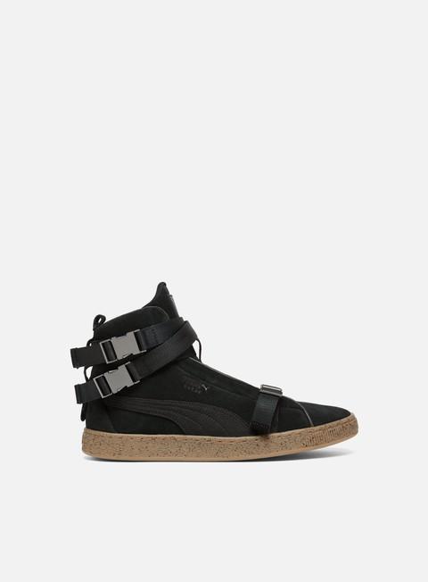 sneakers puma suede classic x theweeknd puma black puma black