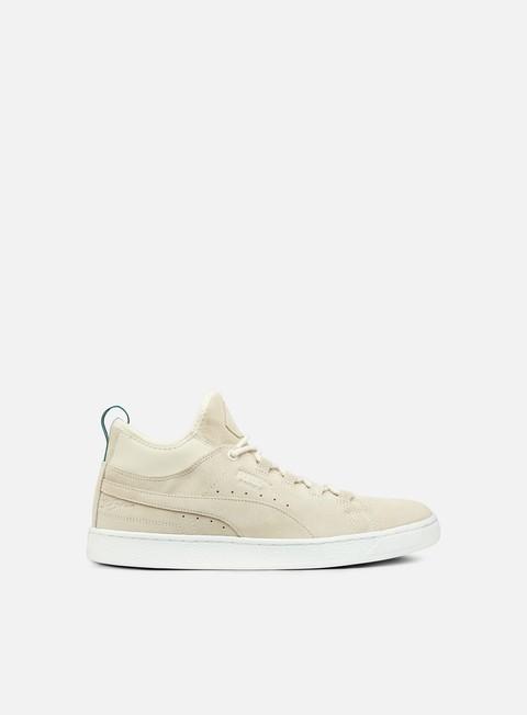 sneakers puma suede mid classic big sean whisper white whisper white