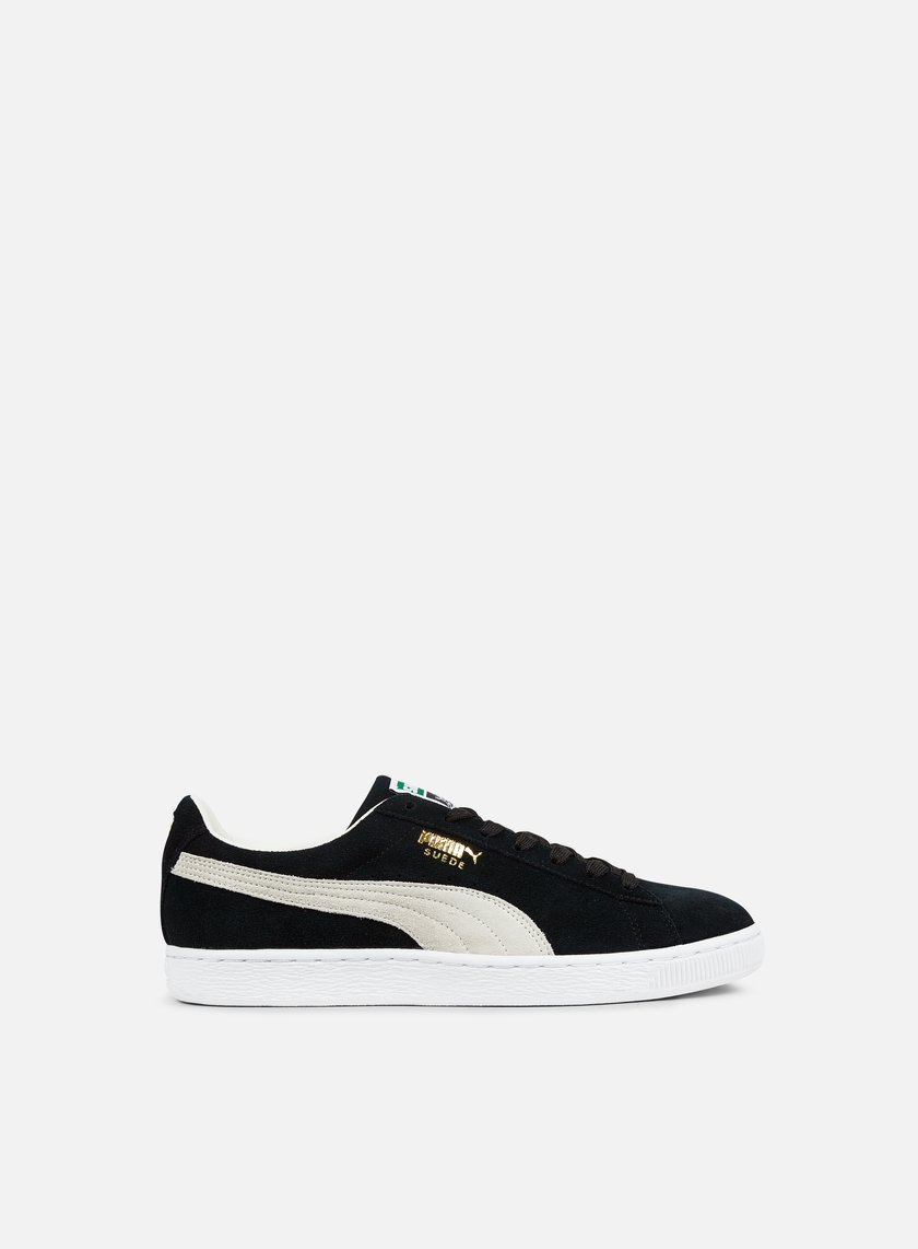 Puma - Suede Super, Puma Black