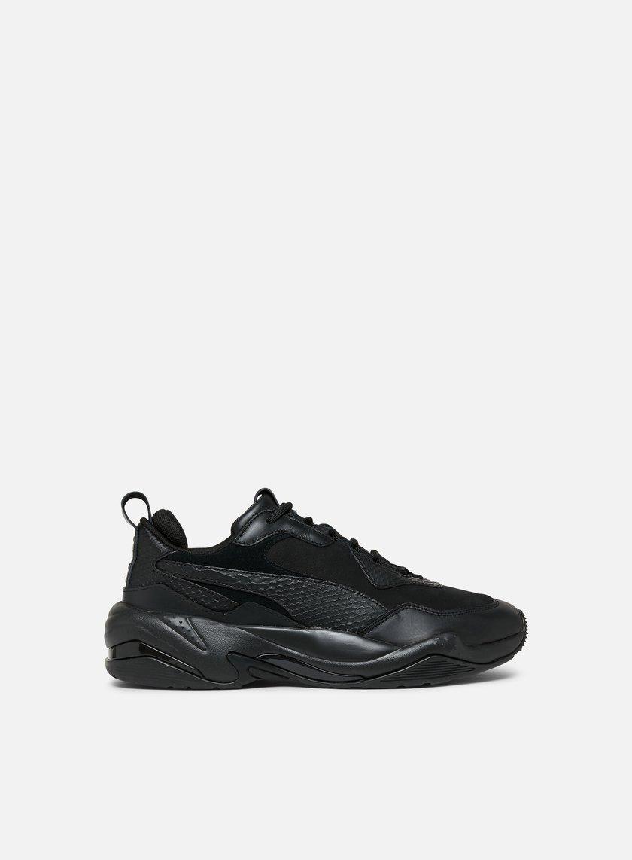 Puma THUNDER DESERT Sneakers basse Donna black [PU115O02J
