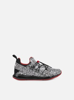 Puma - Trapstar Cell White Noise, Black/White/High Risk Red 1