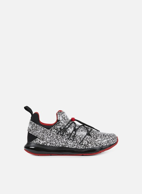 sneakers puma trapstar cell white noise black white high risk red