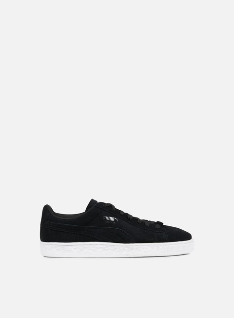 sneakers puma trapstar suede puma black puma white