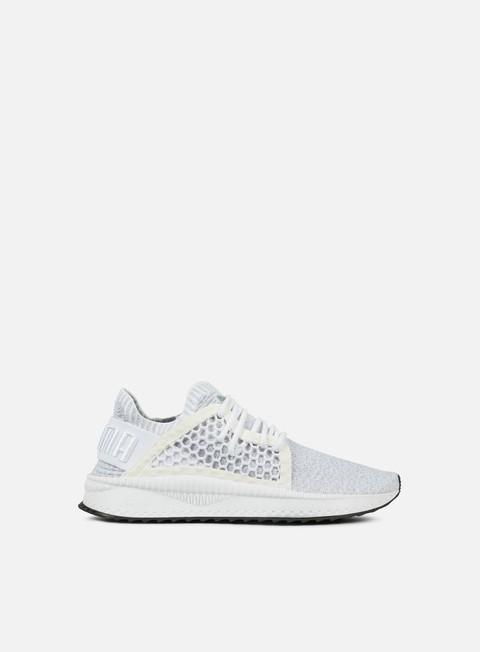 sneakers puma tsugi netfit evoknit puma white quarry puma black