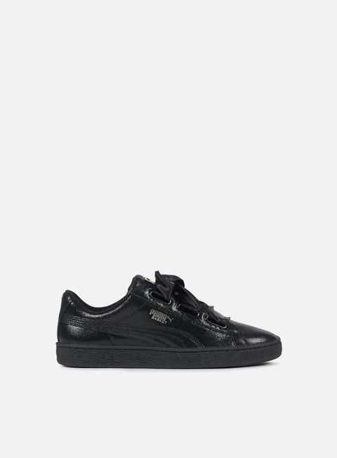 sneakers puma wmns basket heart ns puma black puma black