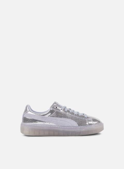 sneakers puma wmns basket platform ns icelandic blue