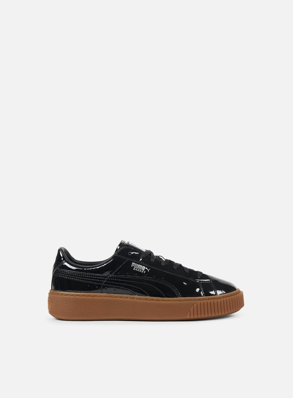 839576b8f0af8c PUMA WMNS Basket Platform Patent € 33 Low Sneakers