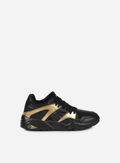 sneakers puma wmns blaze gold puma black puma black