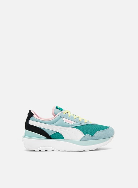 Low Sneakers Puma WMNS Cruise Rider Silk Road
