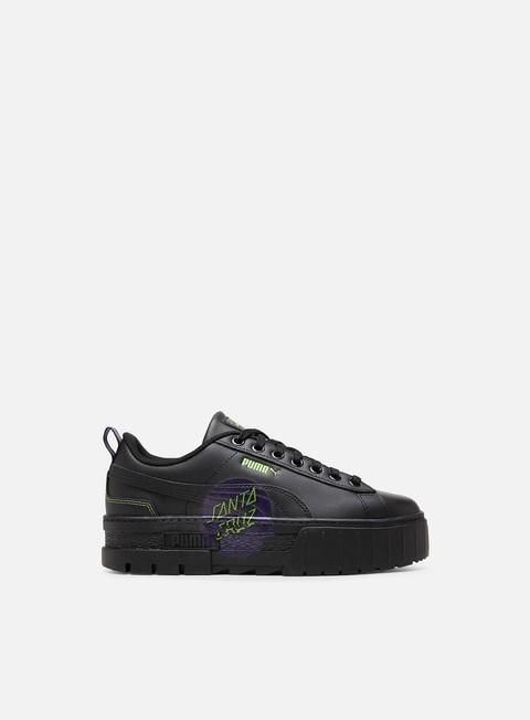 Low sneakers Puma WMNS Mayze Santa Cruz