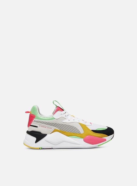 Low Sneakers Puma WMNS RS-X Reinvent
