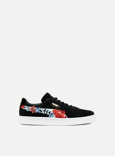 Sale Outlet Retro Sneakers Puma WMNS Suede Hyper Embelished