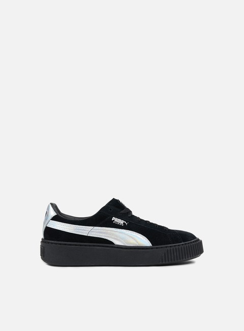 Sale Outlet Low Sneakers Puma WMNS Suede Platform Explosive